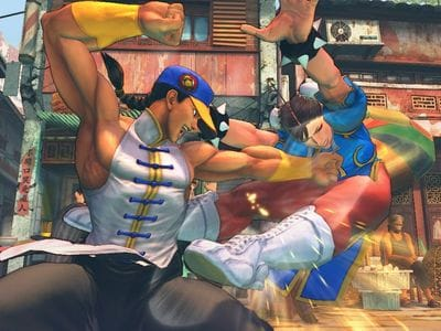 Обновления для Super Street Fighter IV Arcade Edition