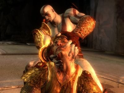 Слух: God of War 4