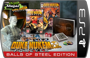 Duke Nukem Forever: Balls of Steel Edition для PS3