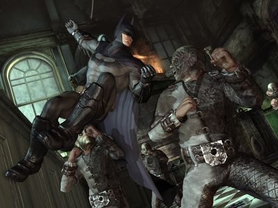 Игра Batman: Arkham City для ПК перенесена