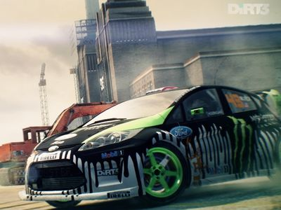 Анонс: Dirt 3 Complete Edition