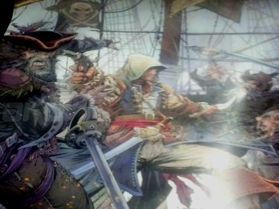Слух: детали Assassin's Creed 4: Black Flag