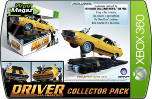 Driver: Сан-Франциско - Collector's Edition для Xbox 360