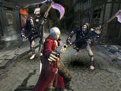 Анонс: Devil May Cry HD Collection
