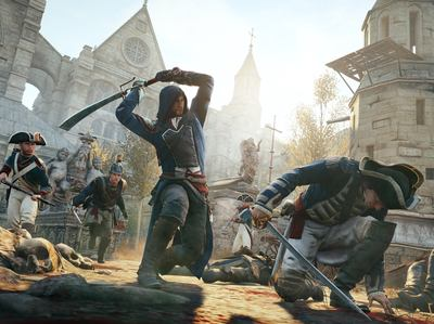 Бесплатное DLC для Assassin's Creed Unity