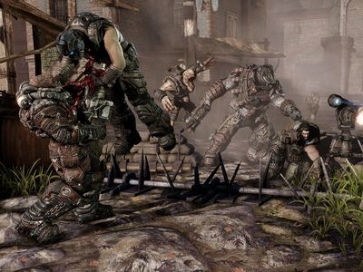 Игра Gears of War 3 продолжится дополнениями