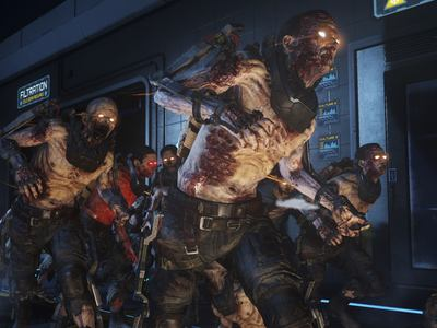 Новое DLC для Call of Duty: Advanced Warfare