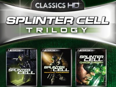 Релиз The Splinter Cell HD Trilogy
