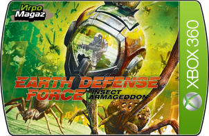 Earth Defense Force: Insect Armageddon для Xbox 360
