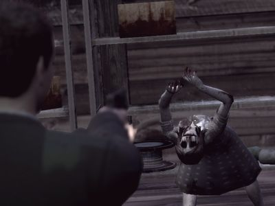 Deadly Premonition: The Director's Cut с поддержкой PlayStation Move