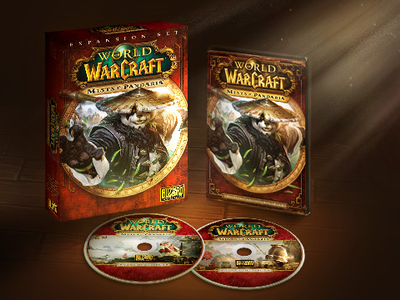 Дата выхода World of Warcraft: Mists of Pandaria