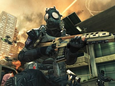 Слух: Call of Duty: Black Ops 2 для Wii U