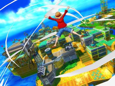 Анонс: One Piece Unlimited World Red