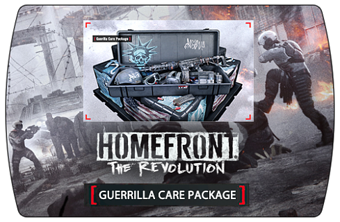 Homefront The Revolution - The Guerrilla Care Package