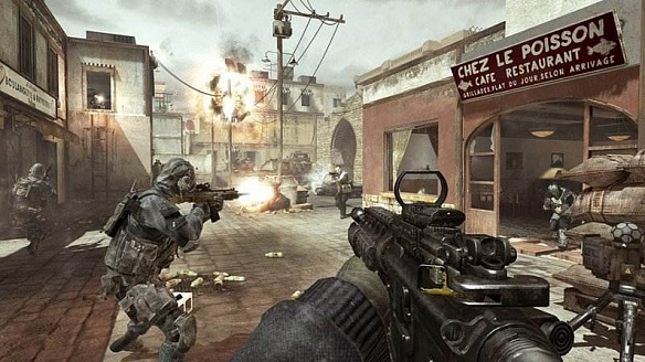 Купить Call of Duty: Modern Warfare 3