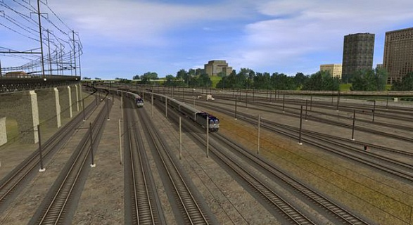 Trainz Simulator 2012 (ключ для ПК)
