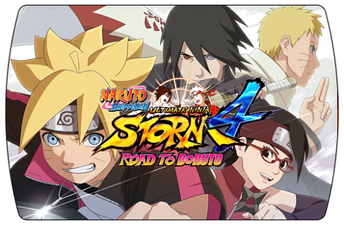 Naruto Shippuden Ultimate Ninja Storm 4 Road to Boruto (ключ для ПК)