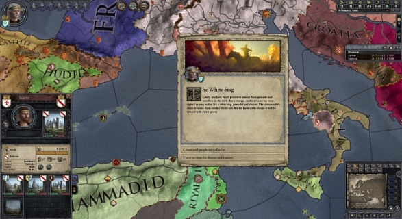 Crusader Kings II – Way of Life (ключ для ПК)