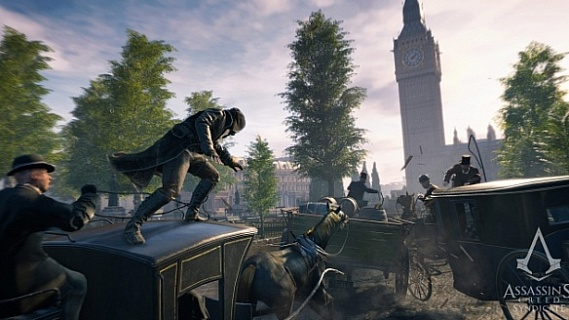 Assassin's Creed Syndicate - Streets of London