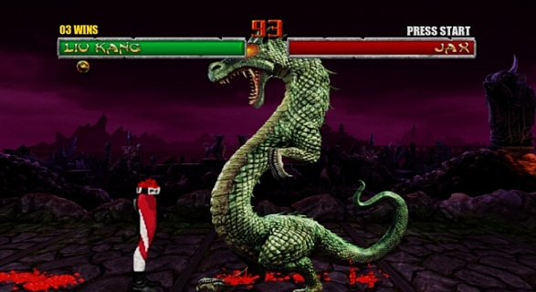 Mortal Kombat Arcade Kollection (ключ для ПК)