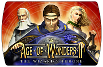Age of Wonders 2 The Wizards Throne (ключ для ПК)