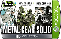 Metal Gear Solid HD Collection для Xbox 360