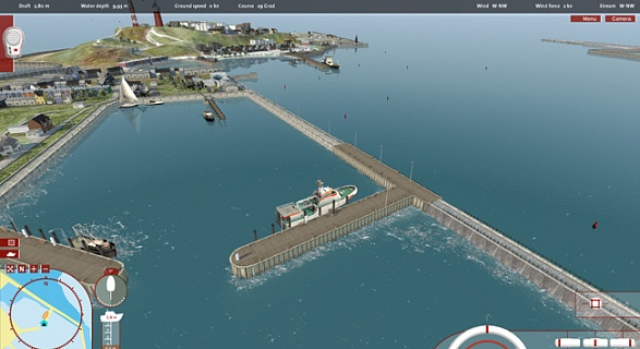 Ship Simulator: Maritime Search and Rescue