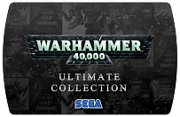 SEGA's Ultimate Warhammer 40000 Collection