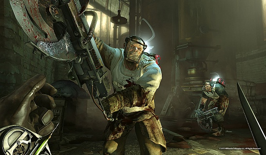 Dishonored – The Knife of Dunwall
