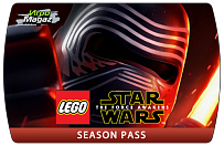 LEGO Star Wars The Force Awakens Season Pass (ключ для ПК)