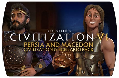 Sid Meier's Civilization 6 – Persia and Macedon Civilization & Scenario Pack