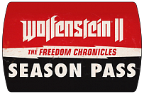 Wolfenstein II The Freedom Chronicles Season Pass