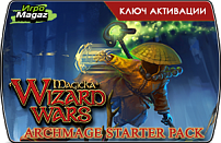 Magicka: Wizard Wars - Archmage Starter Pack