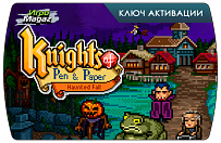 Knights of Pen and Paper – Haunted Fall