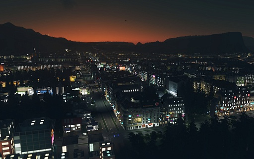 Cities Skylines – After Dark (ключ для ПК)