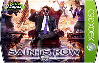Saints Row IV для Xbox 360