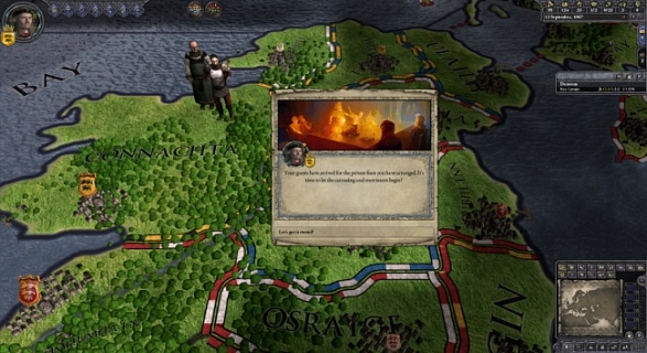 Crusader Kings II – Way of Life