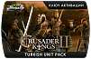 Crusader Kings II – Turkish Unit Pack (ключ для ПК)