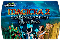 Magicka 2: Cardinal Points Super Pack