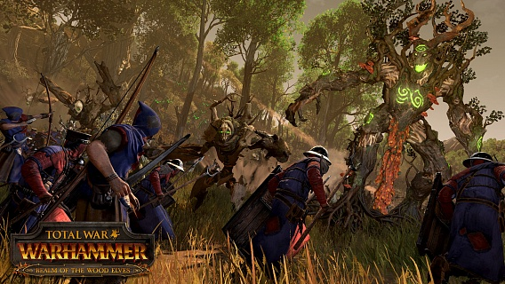 Total War Warhammer – Realm of the Wood Elves