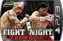 Fight Night Champion для PS3