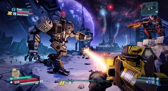 Borderlands The Pre-Sequel (ключ для ПК)