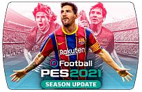 eFootball PES 2021 Season Update Standard Edition (ключ для ПК)