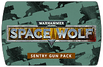 Warhammer 40000 Space Wolf – Sentry Gun Pack (ключ для ПК)