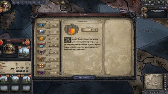 Crusader Kings II – Dynasty Shields Charlemagne (ключ для ПК)