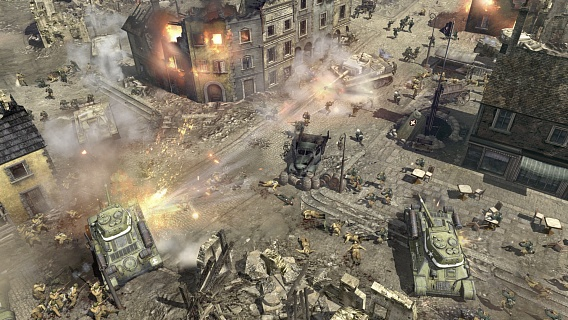 Company of Heroes Franchise Edition