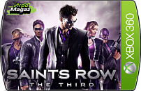 Saints Row: The Third для Xbox 360