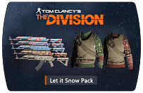 Tom Clancy's The Division - Let it Snow Pack