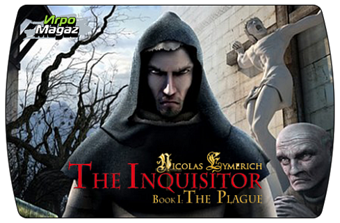 Nicolas Eymerich – The Inquisitor Book 1 The Plague