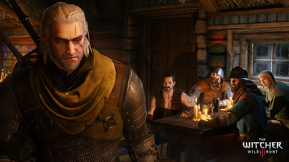 The Witcher 3 Wild Hunt Game of the Year Edition (ключ для ПК)
